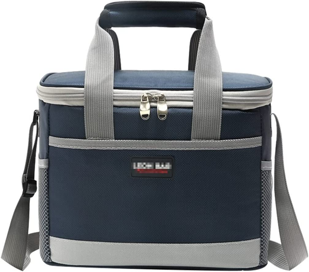 Year-end gift Inexpensive Collapsible Cooler Bag with Insulated Strap: Shoulder Leakproof