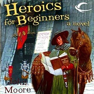 Heroics for Beginners audiobook cover art