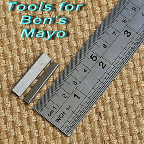 Herramientas para Ben & # 39; s Mayo DIY dicoria oso cab