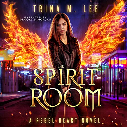 The Spirit Room  By  cover art