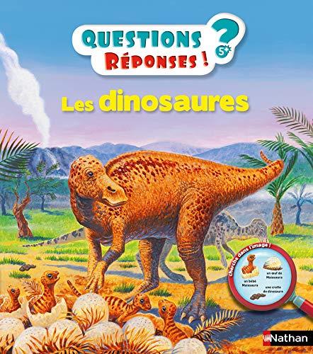 Les dinosaures - Questions/Réponses - doc dès 5 ans...