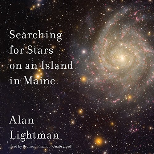 Searching for Stars on an Island in Maine audiobook cover art