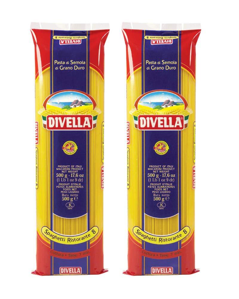 Divella Spaghetti Ristorante Italian Pasta Ranking TOP19 Pack 20 of lb 1 Ranking TOP11