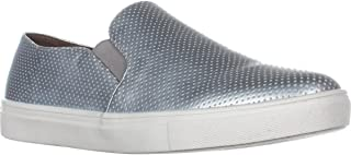 Wanted Womens Pinellas Solid Faux Leather Casual Shoes