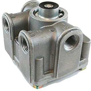 "R-12 Relay Brake Valve - 1/2"" Delivery for Heavy Duty Big Rigs"