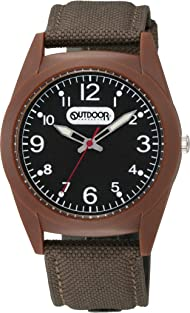 Citizen Q&Q Outdoor Products VS46: 006 Brown