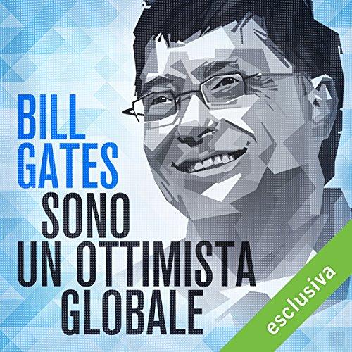 Sono un ottimista globale audiobook cover art