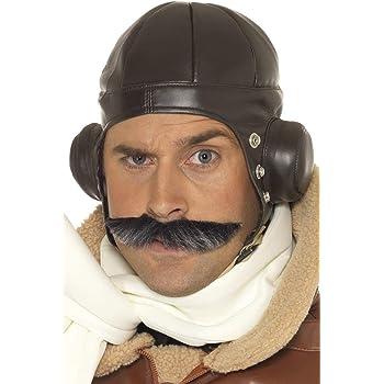 Smiffys Sombrero de aviador, marrón: Amazon.es: Juguetes y juegos