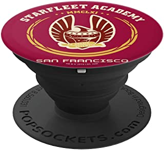 Star Trek The Original Series Starfleet Academy SF Logo PopSockets Grip and Stand for Phones and Tablets