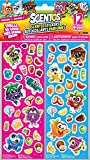 Scentos Scratch 'n Sniff Stickers Party Favors 12 pack
