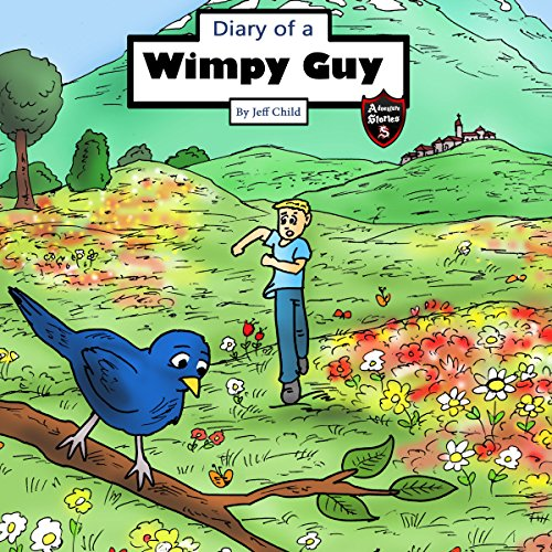 Diary of a Wimpy Guy: A Secret from the Past cover art
