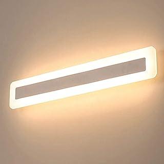 Yafido LED lustro oświetlenie łazienkowe lustro lampy 14 W