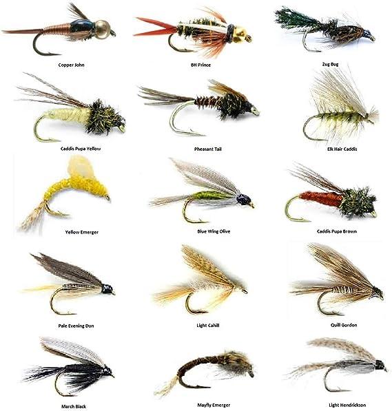 STUNNING QUALITY 6 x JC CLARET SNATCHER WET TROUT FISHING FLIES SIZE 10