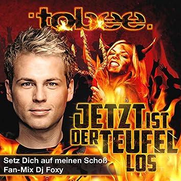 Jetzt ist der Teufel los (Setz dich auf meinen Schoß Fan-Mix DJ Foxy)