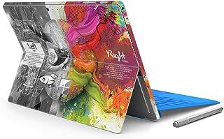 ملصق مائي لجهاز الكمبيوتر المحمول MasiBloom لـ 12.2 بوصة Microsoft Surface Pro 6 2018 & New Surface Pro 2017 & Pro 4 مقاوم...