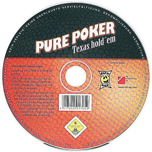 Pure poker en édition de poker set de démarrage