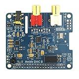 DollaTek DAC II Carte Son HiFi | ES9018K2M | 384 kHz / 32 Bits | Haute résolution |...