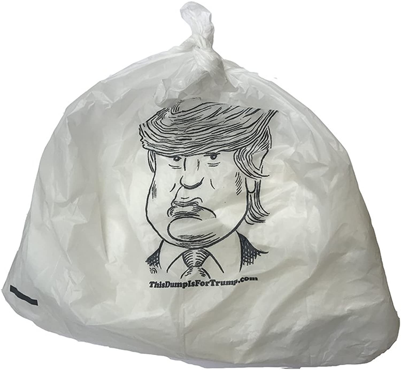 Donald Trump Poopbags Ten Pack
