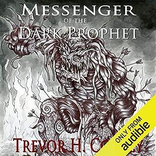 Messenger of the Dark Prophet audiobook cover art