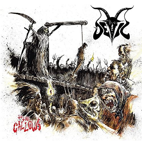 Devil: To the Gallows (Ltd.Red Vinyl) [Vinyl LP] (Vinyl)
