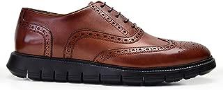 2469-GLA GLADWİNEXL-Antik K.Safran 213 Nevzat Onay Safran Günlük Deri Erkek Ayakkabı