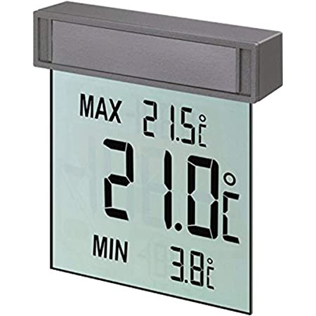 TFA 30.1025 - Termómetro digital de ventana