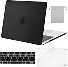 MOSISO MacBook Pro 15 inch Case 2019 2018 2017 2016 Release A1990 A1707, Plastic Hard Shell Case&Keyboard Cover&Screen Pro...