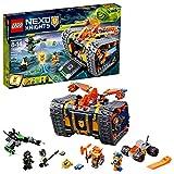 LEGO NEXO KNIGHTS Axl's Rolling Arsenal 72006 Building Kit (604 Piece)