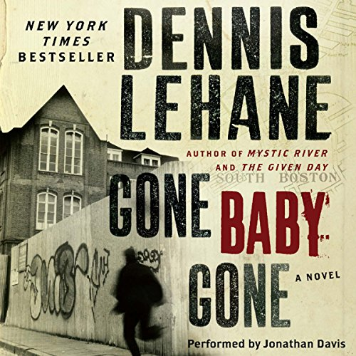 Gone, Baby, Gone  cover art