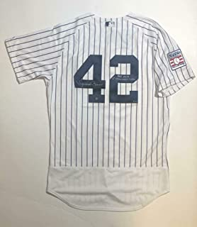 MARIANO RIVERA Autographed New York Yankees