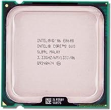 Intel Core 2 Duo E8600 3.33GHz Desktop Processor (Renewed)