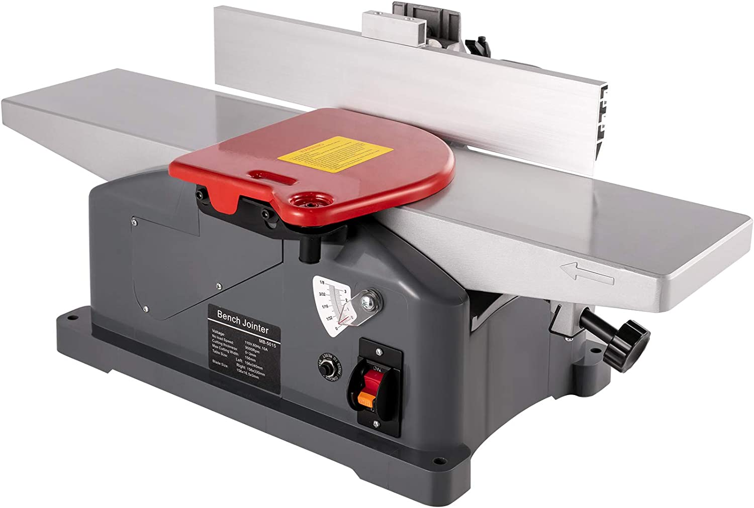 VEVOR 70% OFF Outlet Jointers Woodworking 6 Inch min Benchtop 9000 Jointer Overseas parallel import regular item RPM