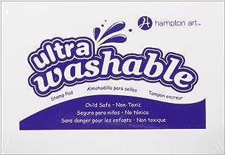 Hampton Art Purple Washable Ink Pad
