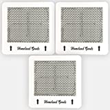 Felji 3 Ozone Plates for Alpine Ecoquest Living Air Healthy Living Purifiers