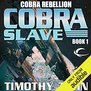 Cobra Slave audiobook cover art