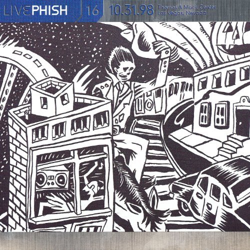 LivePhish, Vol. 16 10/31/98 (Thomas & Mack Center, Las Vegas, NV)