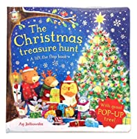 The Christmas Treasure Hunt: A Lift the Flap Book