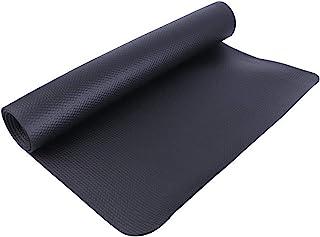 qingyin Fitnessapparatuur en oefenmat, antislip schokbestendige vloerbeschermer mat voor loopbanden, fietsen, crosstrainer...