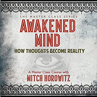 Awakened Mind audiobook cover art