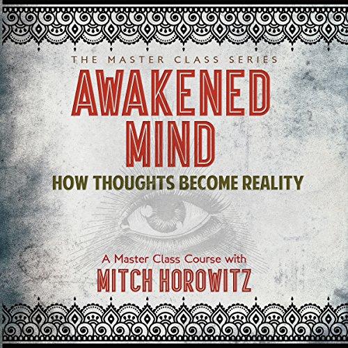 Awakened Mind audiobook cover art