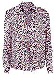 Seidensticker Damen Fashion 1/1 Bluse, Bunt (03), 36