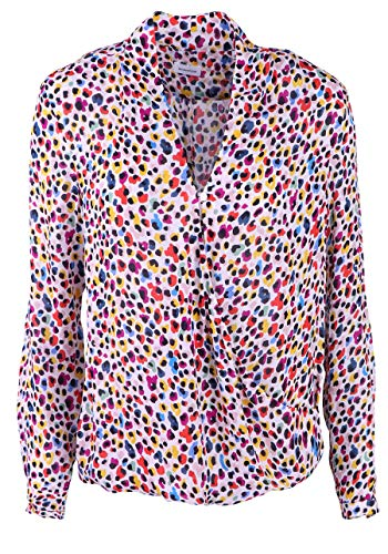 Seidensticker Damen Fashion 1/1 Bluse, Bunt (03), 40