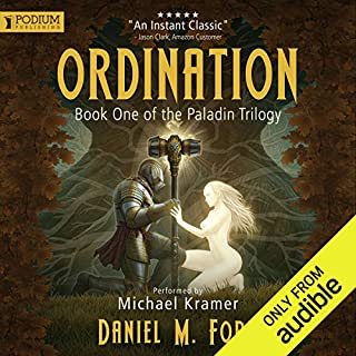 Ordination     The Paladin Trilogy, Book 1              Auteur(s):                                                                                                                                 Daniel M. Ford                               Narrateur(s):                                                                                                                                 Michael Kramer                      Durée: 18 h et 42 min     7 évaluations     Au global 4,4