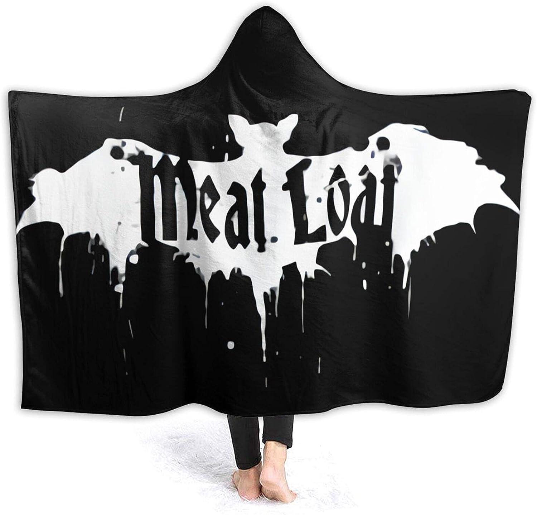 Bloody Bat Japan's largest assortment Soft Micro Fleece Hooded Ranking TOP17 Warm Season All Blanket Fuzz