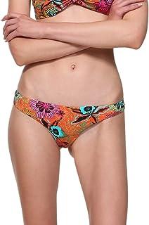 Desigual Swimwear Bottom Melina B Woman Red Bikini Slip, Rosso (Rojo Roja 3061), XL Donna