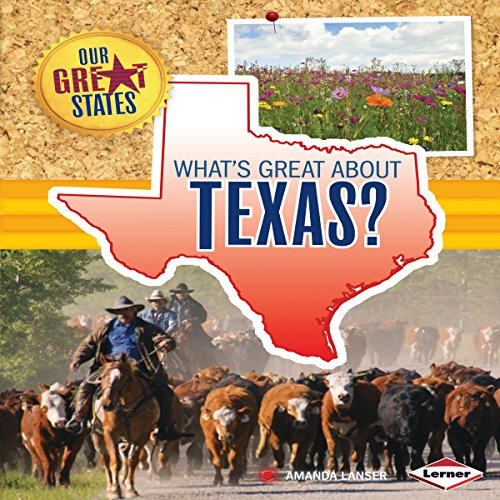 What's Great About Texas? copertina