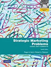 Strategic Marketing Problems: Cases and Comments: International Edition