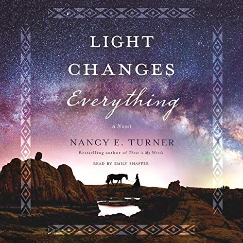 Light Changes Everything audiobook cover art