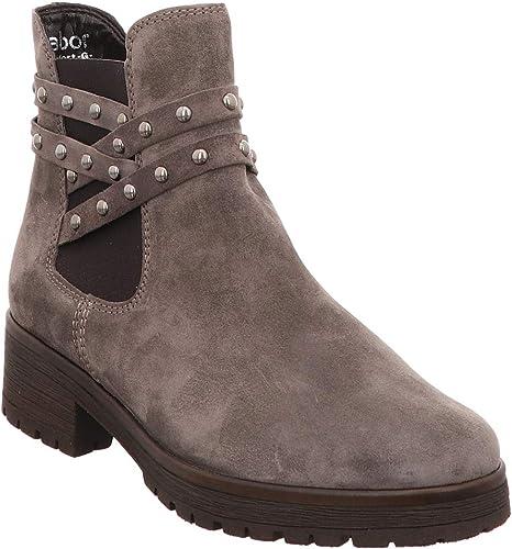 Gabor 92.094 - botas de Cuero para mujer