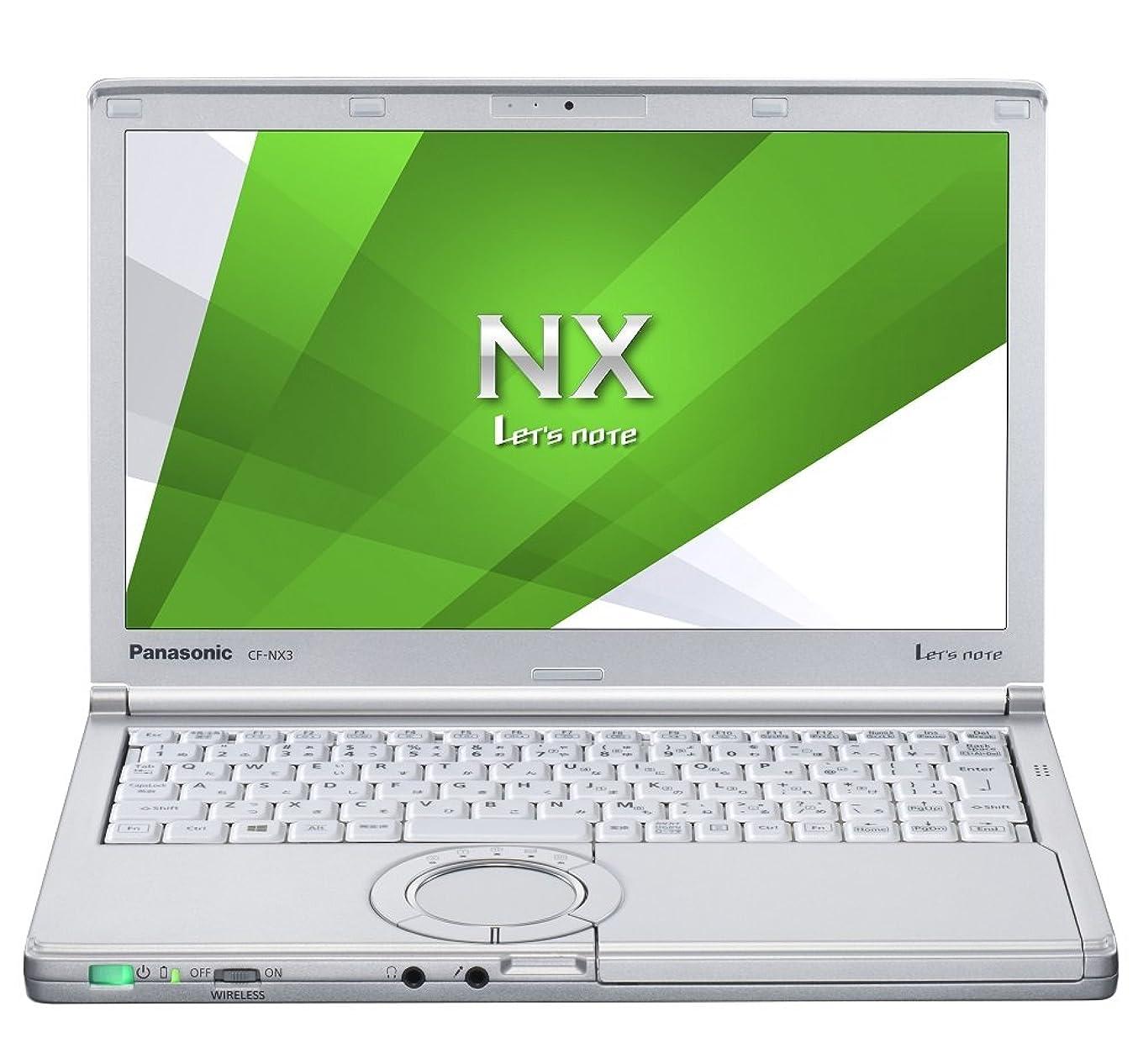 豆性的相関するパナソニック CF-NX3JDHCS レッツノートNX3シリーズ